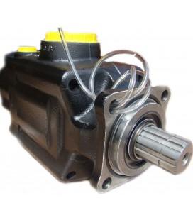 Pompa hydrauliczna tłoczkowa PAC 2x40