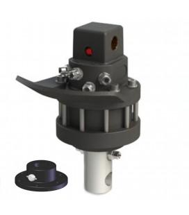 Rotator hydrauliczny FR 10 (X25B150)