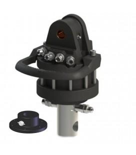 Rotator hydrauliczny CR 400-W25B173