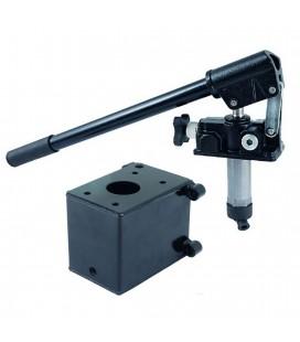 Pompa hydrauliczna ręczna HHPS25-5 (5l zbiornik)